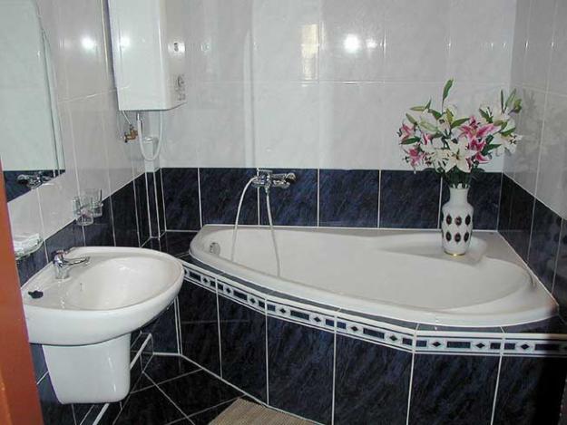 ОТДЕЛКА КВАРТИР в г. Омск - Ванная фото